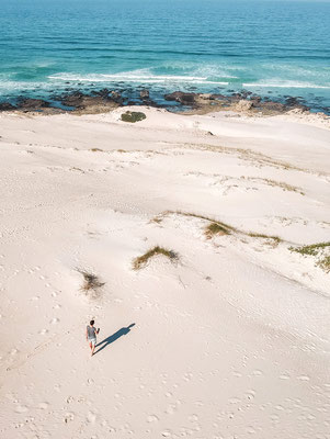 Strand bei Jambiani auf Sansibar