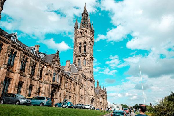 Schottland Rundreise Reisetipps Glasgow