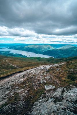 Schottland Ben Lomond Wanderung Tipps