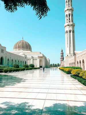 Moschee Maskat