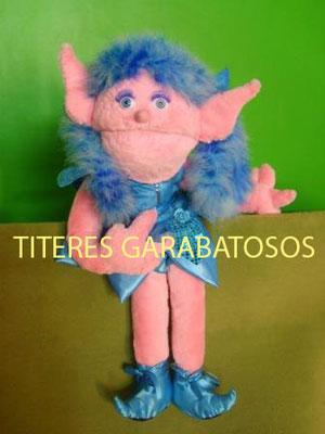 "Títeres Garabatosos en grabaciones de programa de T.V. productor: ""Lluvia Producciones""  1"