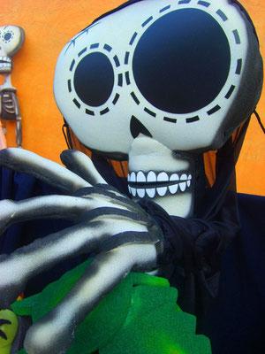 Guajardo Calacas Dia de Muertos TITERES GARABATOSOS