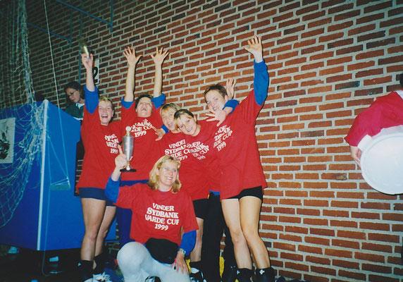 2.Damen Varde 1999