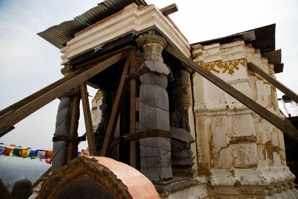 Temple de Swayambhu (Kathmandu)