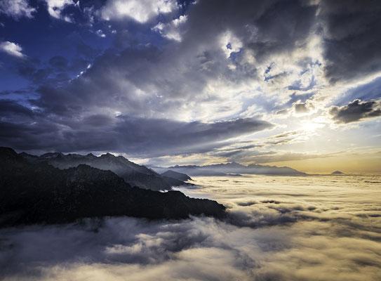 La mer des nuages