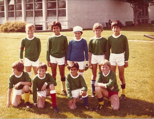 FCV Jun Ea, Nov 1980 (Foto: Peter Dobler, Trainer)