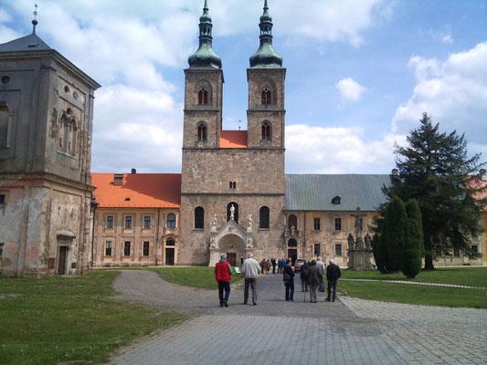 Prämonstratenser-Kloster Tepl bei Marienbad