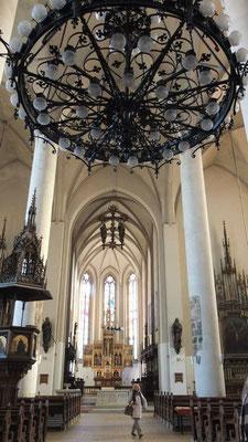 Stadtpfarrkirche St. Niklas in Eger