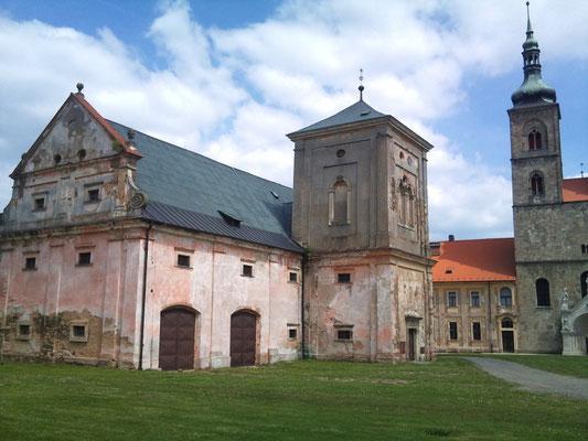 Prämonstratenser-Kloster Tepl