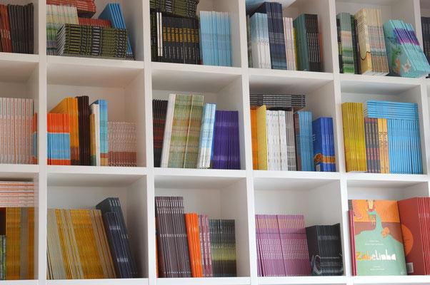 Büchergestell, Wohnwände, Ordnung