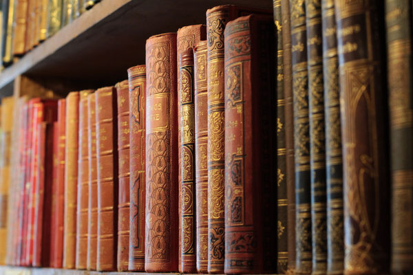 Sammlungen, Bücher