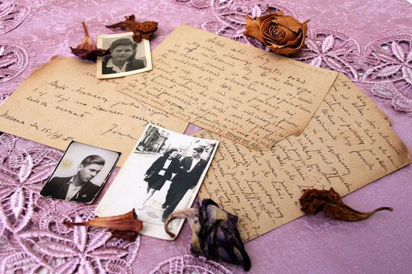 Persönliche Briefe