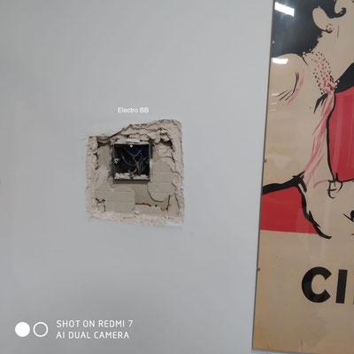 Removemos el antiguo monitor