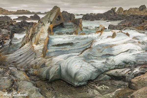 Wilde Westküste Tarkine - Sarah Anne Rocks