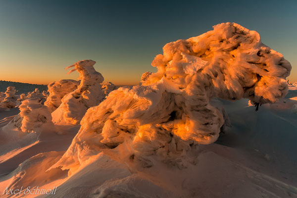 Riesengebirge Kammlage