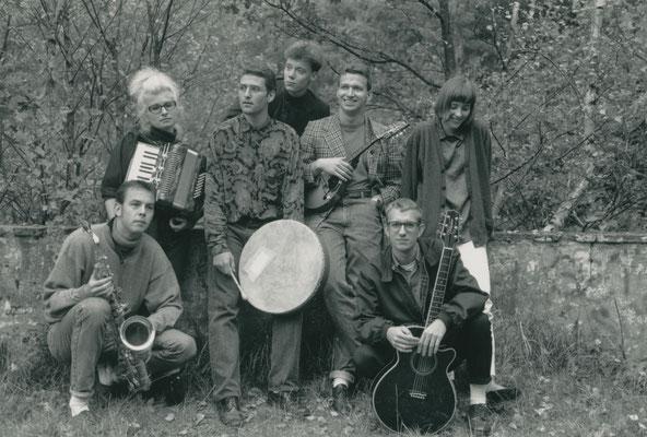 The Tapsi Turtles, 1991