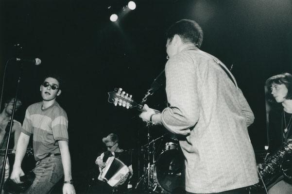 The Tapsi Turtles, Markthalle, Hamburg, 06.03.1992