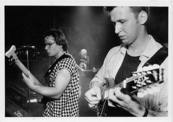 The Tapsi Turtles, Markthalle, Hamburg, 26.06.1993 - Zeimy, Dirk & Frank