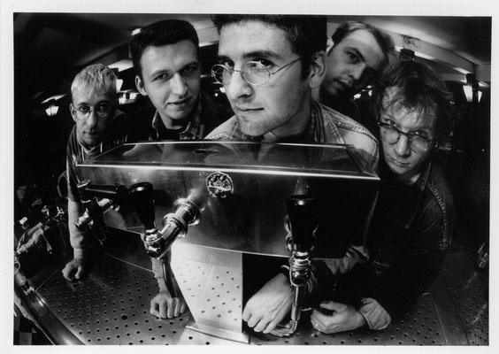 The Tapsi Turtles, Markthalle, Hamburg, 26.06.1993