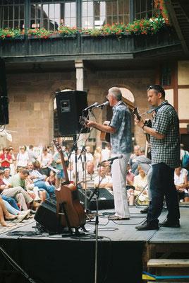 Huusmeister, Bardentreffen Nürnberg, 31.07.2004