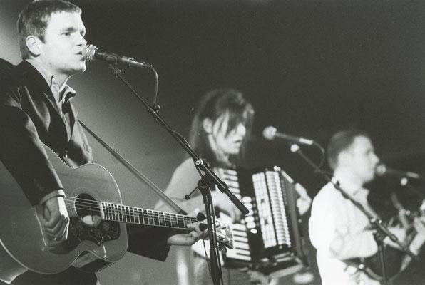Irish Bastards, Große Freiheit 36, Hamburg, 22.03.1997
