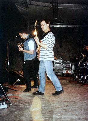 The Tapsi Turtles, BDKJ Open Air, Oppenheim, 05.06.1994 - Frank & Zeimy