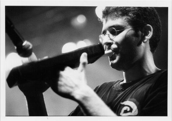 The Tapsi Turtles, Markthalle, Hamburg, 26.06.1993 - Faui