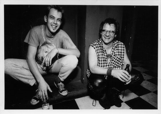 The Tapsi Turtles, Markthalle, Hamburg, 26.06.1993 - Gatzsche & Zeimy