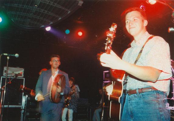 The Tapsi Turtles, Deutscher Rockpreis, Batschkapp, Frankfurt, 29.09.1991