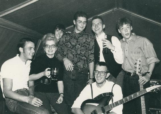 The Tapsi Turtles, 2. Focus-Festival, Obertshausen, 08.09.1990