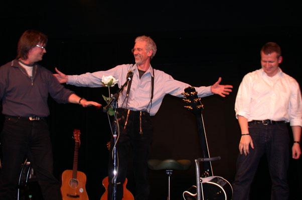 Huusmeister, Theater am Sachsenring, Köln, 28.09.2003