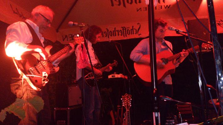 Nico Brettschneider Band, Schanz, Mühlheim/Main, 16.08.2013