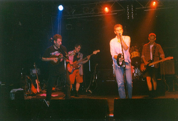 The Tapsi Turtles, Top Act, Zapfendorf (Bamberg), 01.05.1993