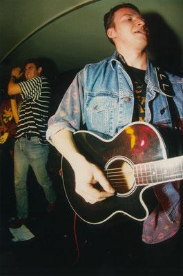 The Tapsi Turtles, Markthalle, Hamburg, 09.01.1993 - Dirk & Faui