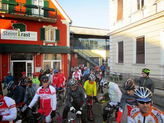 Start in Kaindorf