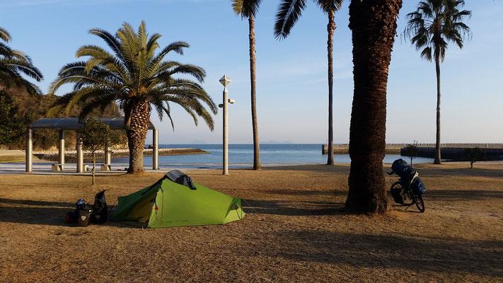 Toller Campingplatz