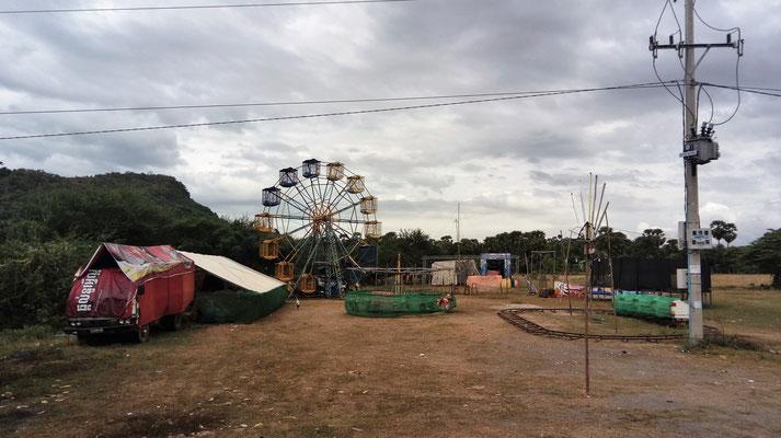 Kambodschanischer Freizeitpark