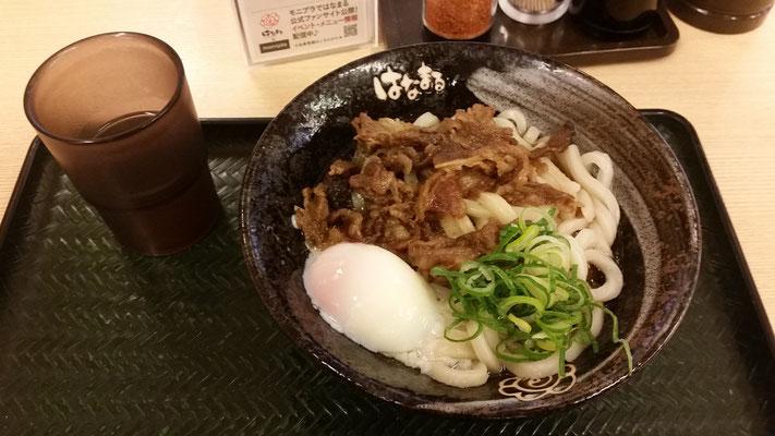 Takamatsu Udon Nudeln, einfach köstlich :)