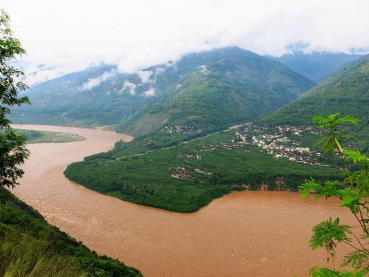 Yangzi Fluss