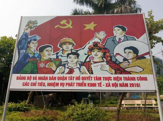 Ein bitzeli Kommunismus Propaganda