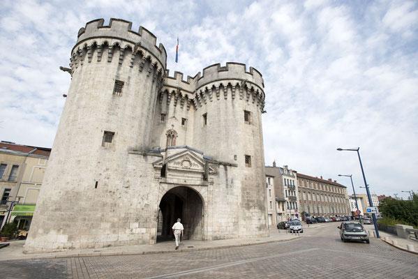 La porte Chaussée - Verdun