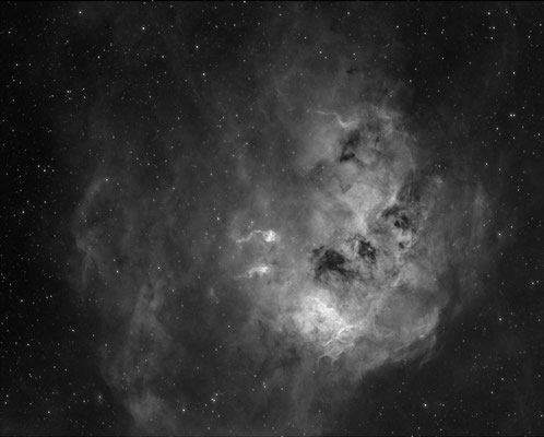 IC 410, 17.10.16, Germany, HTT, FSQ85+Reducer Q, ATIK 4000M, 7x5min Ha