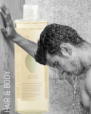 osme BIOKOSMETIK duschgel & shampoo
