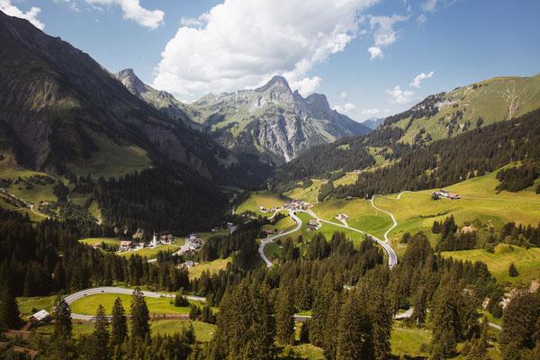Schröcken, 1.269m