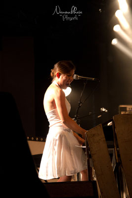 Miss White & the Drunken Piano - Rencontres Brel 2013