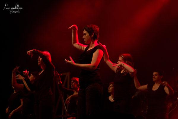 """""""Indignez-vous"""" - Les mains pleines de voix et HK & Les Saltimbanks - Rencontres Brel 2013"""