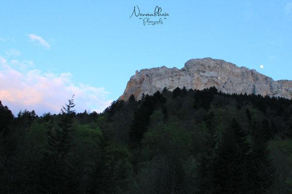 Tour du Mont Aiguile