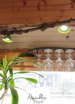01/2012 - Eclairage LED au-dessus de l'évier.