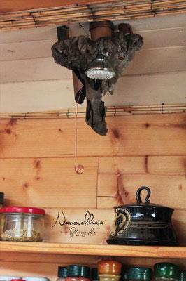 01/2012 - Eclairage LED au-dessus de la gazinière.