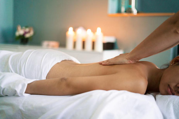 massage corps entier